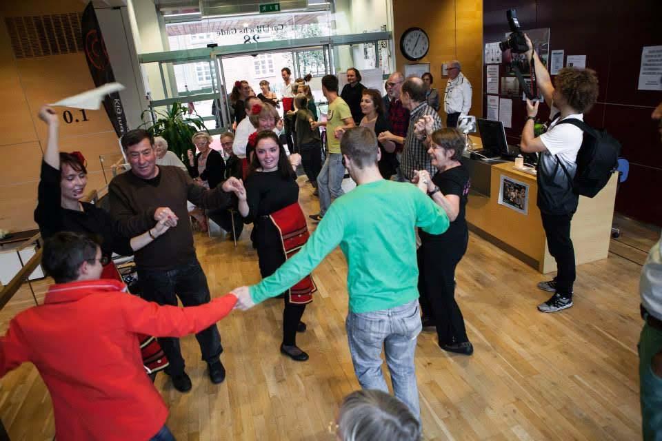Danseundervisning Balkanrytmer